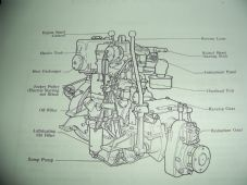 Lister. HW2M and HW3M Engine.